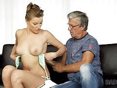 Daddy4k. Victoria Daniels Doesnt Enjoy Her Boyfriend
