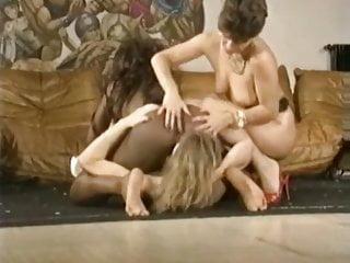 three lesbians, fucked nice