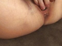 Pink Plug stuck in the Ass