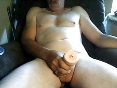 Sex toy and Cum
