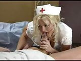 Hot nurse get her semen sample