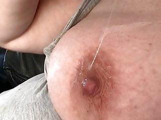 sexy milf's huge hanging saggy heavy milky knockers, BBW snatch juice