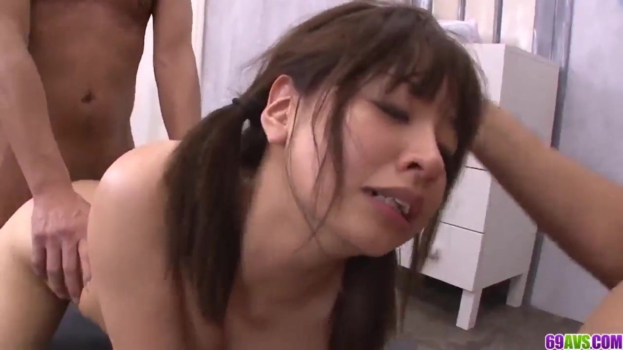 Buruma Aoi leaves horny men to fuck – More at 69avs.com