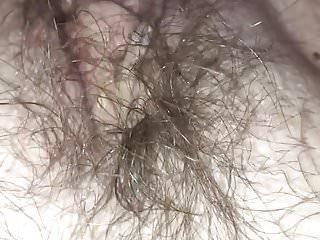 Hairy creampie...