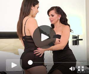 Catalina Cruz threeway with lusty friend Valentina Nappi