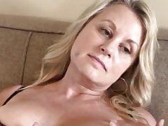 Blonde 55Yo Wife
