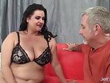 Hot chubby mom fucked hard