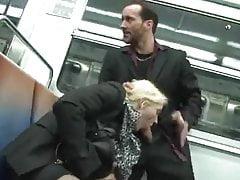 hot sex in public
