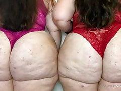 friends bbw big asss
