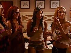 Briana, Jamie, Leah, Rumer, Margo – ''Sorority Row'' b (2009