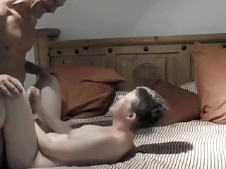 short haired mature stroking cock and fucking with hubbyHD Sex Videos