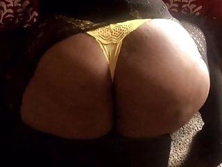 Big yummy booty bitch...