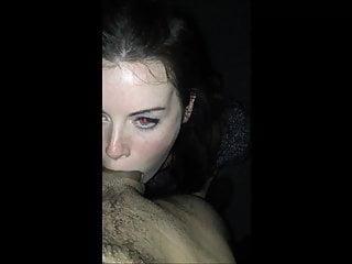 Allegedly kaya scodelario deep throating a cock pov...