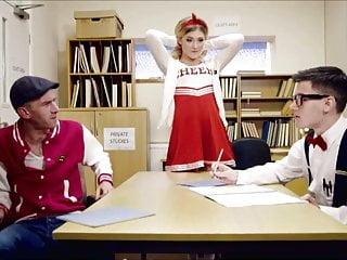 Rhiannon Ryder Cheerleader And Nerd