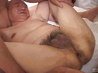 japanese Old Man 861
