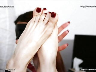 Cheri Scarlet Wonder Feet Footjob