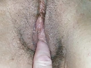 wifes cunt loving a bottle