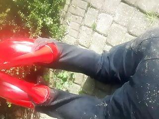 Gardenboy extreme red...