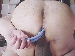 Fat Japanese gay Shino big & dirty hip masturbation show