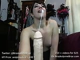 Stern Mistress Brookelynne Briar Teases Your Cock