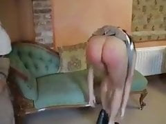 Spanking orgasm