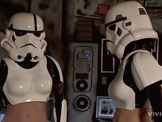British Cosplay Porn For Women video: Star Wars XXX - A Porn Parody