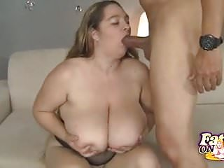 Bbw april mackenzie gets a cock stuffing...