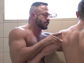 Bathroom buddies...