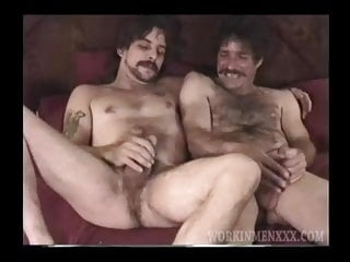 Amateurs tim and larry...