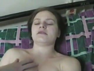 He makes her say 039 cum in my...