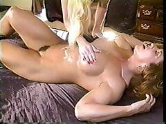 Muscle MILF's Creamy Massage