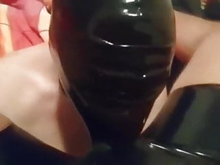 Gimp to suck master...