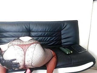 سکس گی Crossdresser from behind sex toy masturbation  hd videos crossdresser  anal  amateur