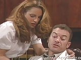 Hot Young Babe Gets Fucked In The Professors Office