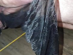 5 den nylon stocking