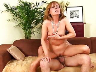 Margit enjoying a long fuck...
