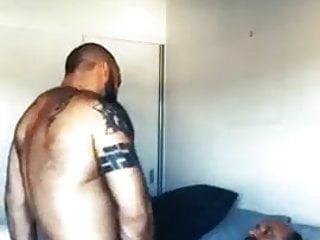 TWO AMAIZING BEARS FUCKING