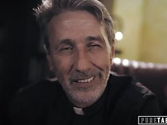 pure taboo priest takes advantage of a desperate bride-to-befree full porn