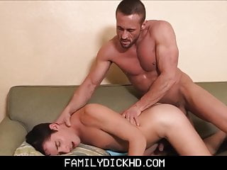 Drunk Angry Hunk Stepdad Rough Fuck For Jock Stepson