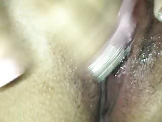 Wet Latina pussy