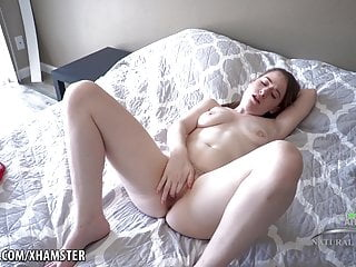 Younger & Bushy Foot Fetish & Alone Masturbation Alice Merchesi