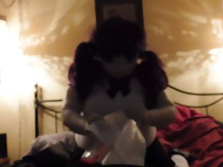 kigurumi breathplay vibrating