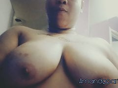 Thick Ass Redbone Pussy Plays