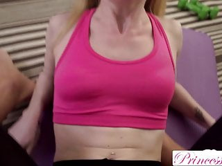 Oh My God Did You Just Put Your Dick In Me Yoga Step Sis