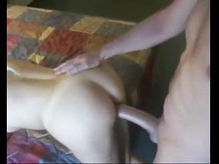Ass girl ride fuck big cock doggy style...