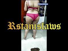 Akka Disrobe Off Cloths