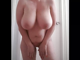 boobies Sexy  natural with big mature play