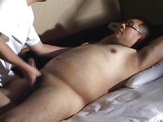 Mature jap daddy time...