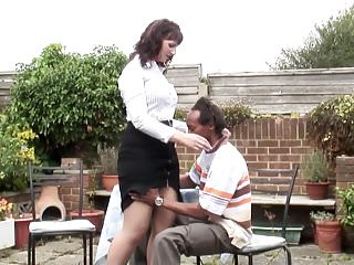 British mother takes black cock for first time...