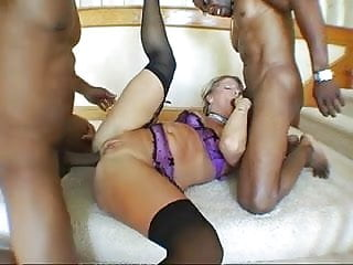 Fucked in the ass by bbc...
